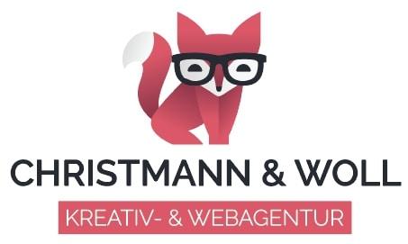 Webseite erstellt durch Christmann & Woll