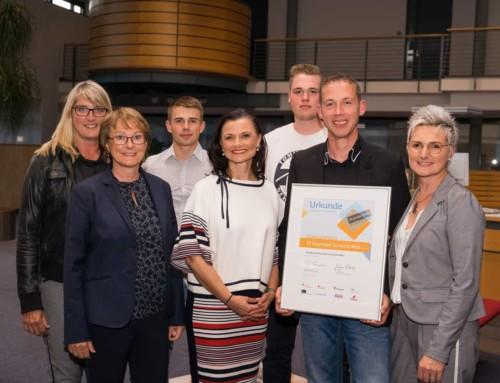 Gründerpreis Nordwest 2019 – Sonderpreis für Kleingründung für den 3D-Bogenpark Surwolds Wald von Frank Fennen